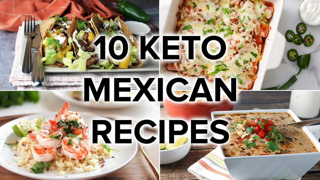 10 Keto Southwest Inspired Recipes [Low-Carb Mexican Food]