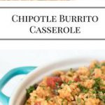 Stock your freezer with this healthy vegetarian casserole. This recipe makes a t…