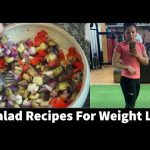 2 Healthy Salad Recipes For Weight Loss   Easy Salad Recipes to Lose Weight   Fat to Fab Suman