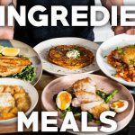 5-Ingredient Healthy Recipes in 15 Minutes