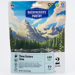 Backpacker's Pantry Three Sisters Stew, 2 Servings Per Pouch, Freeze Dried Food, 14 Grams of Protein, Gluten Free, Vegan