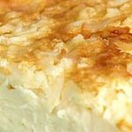 Impossible Coconut Custard Pie – incredibly creamy, delicious, great texture, an…
