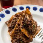 A savory (and vegetarian) lasagna made with mushrooms and chiles from Yotam Otto…