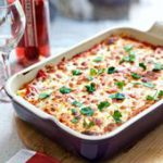 Family Favorite! Vegetarian Lasagna | A sure hit in your home too! MarlaMeridith…
