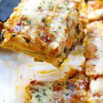 This Freezer Meal Lasagna Florentine is so deliciously comforting and simple. No…
