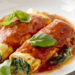Cannelloni met ricotta & spinazie…