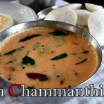 Coconut Chammanthi || Kerala Special Tiffin Chammanthi  || Dosa, Idly Side dish || Recipe in Tamil