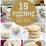 Treat your holiday guests to everything eggnog this season with these 15 Holiday…