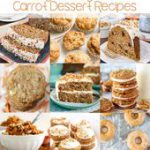 The Great Big List of Carrot Dessert Recipes is a sweet collection of 80+ carrot…