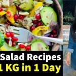Detox Salad Recipes for Weight Loss   Lose Weight 1KG in 1 Day   Easy & Healthy Recipes   Fat to Fab
