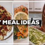 EASY 1 PERSON MEAL IDEAS   7 Healthy Recipes from Trader Joe's   2020