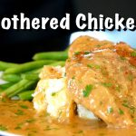 Easy and Delicious Smothered Chicken Recipe | 30 Minute Meals #MrMakeItHappen