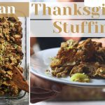 Easy Homemade Vegan Thanksgiving Stuffing   Whole Food Plant Based Holiday Side Dish Recipe