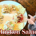 EASY LUNCH IDEAS   4 CHICKEN SALAD RECIPES   NOT YOUR AVERAGE CHICKEN SALAD
