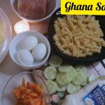 Ghana Salad Recipes /How To Make Salad In Ghana/How to Prepare Salad At Home in Ghana.