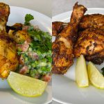 How To Make QUICK AND EASY Chicken With Salsa And Salad Recipes
