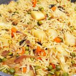 How to make Veg Pulao | Quick and Easy Vegetable Pulao Recipe