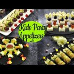 Mini Appetizers | Quick Snacks For A Party | Party Bites | Kids Party Recipes | Party Appetizers