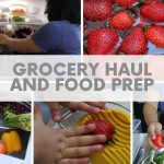 New Grocery Haul and Food Prep   Vegetarian Recipes for the Whole Family!
