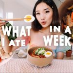 What I Ate In A Week (Healthy Asian Recipes)