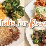 What's For Dinner? | Realistic & Easy Budget Friendly Family Meal Ideas & Recipes | Cook With Me!!