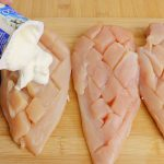 Wonderful recipe for baked chicken breasts, quick and tasty recipe for the whole family