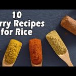 10 Indian curry recipes for rice   Indian vegetable curry recipes   10 Veg Curries for rice   Curry