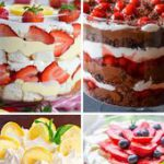 EASY TO MAKE TRIFLE RECIPES