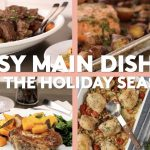 6 Easy Main Dishes for the Holiday Season   Easy Main Dish Recipes   Real Simple