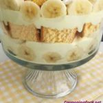 Banana Cream Trifle – This Banana Cream Trifle is just like a pie, but better! W…