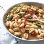 """See the """"Gnocchi with Summer Vegetables"""" in our Quick Meatless Recipes…"""