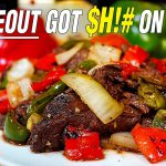 BETTER THAN TAKEOUT FOR REAL! Pepper Steak Recipe