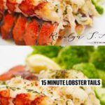 15 Minute Lobster tails