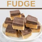 You will be adding this Buckeye Fudge Candy Recipe to your Christmas Candy list….