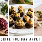 Favorite Holiday Appetizer Recipes   quick & easy, plant-based, vegan, gluten-free options