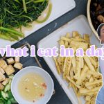 my favorite easy + vegan vietnamese dishes | WHAT I EAT IN A DAY
