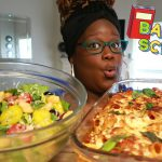 Quick Back To School Meal Ideas Part 1 Rigatoni Pasta Bake Copycat Olive Garden Salad Cooking Sounds