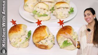Special Mexican Buns Recipe With Homemade Buns | Kitchen With Amna