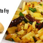 Spicy Potato Fry | Side Dish Recipe | Thai Tamil Channel |