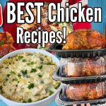 Top 10 of the BEST EASY Chicken Recipes! | Tasty Weeknight Dinners ANYONE CAN MAKE | Julia Pacheco