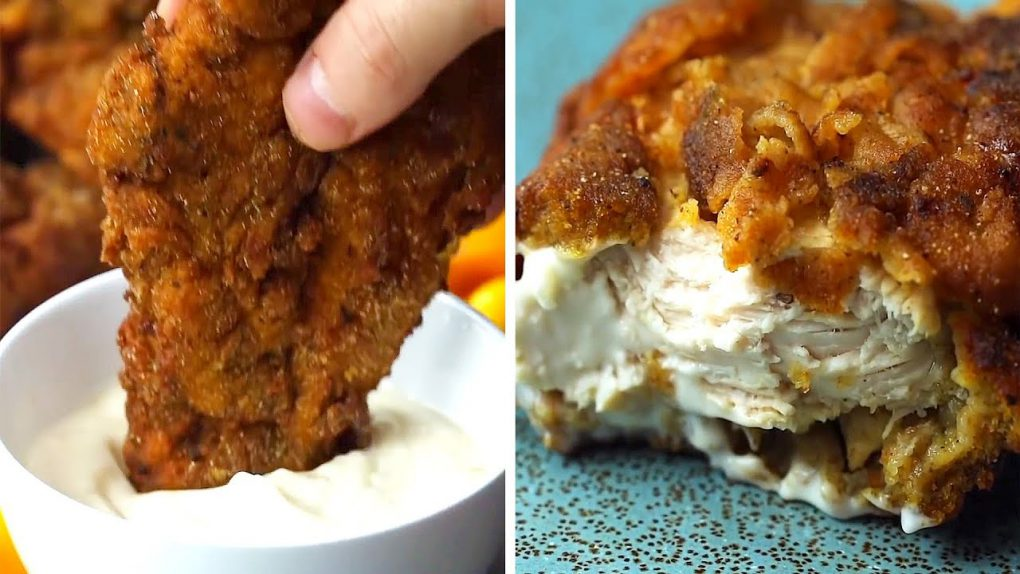 8 Incredible Fried Chicken Home Recipe Ideas