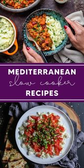 14+ Incredibly Tasty Mediterranean Diet Slow Cooker Recipes