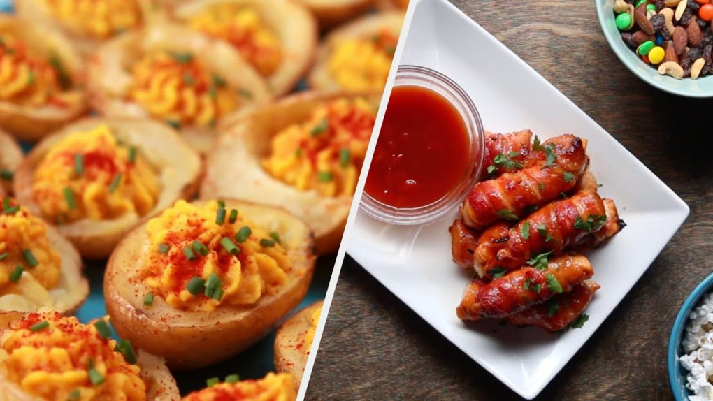 Four Budget-Friendly Appetizers For Holiday Entertaining •Tasty