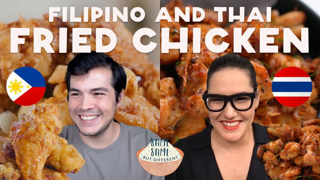 Fried Chicken Recipes With Marion Grasby and Erwan Heussaff