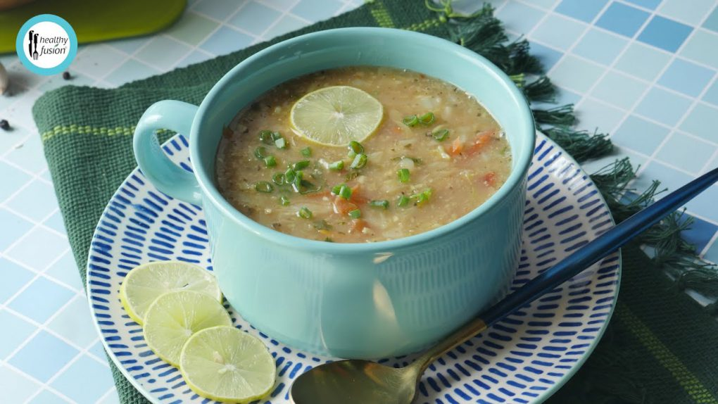 Weight loss Cabbage Soup Recipe By Healthy Food Fusion